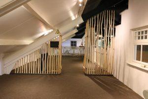 VERHUURD Atelier/kantoor ruimte in De Graanbuurt